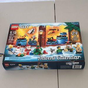 Lego advent calendar Christmas